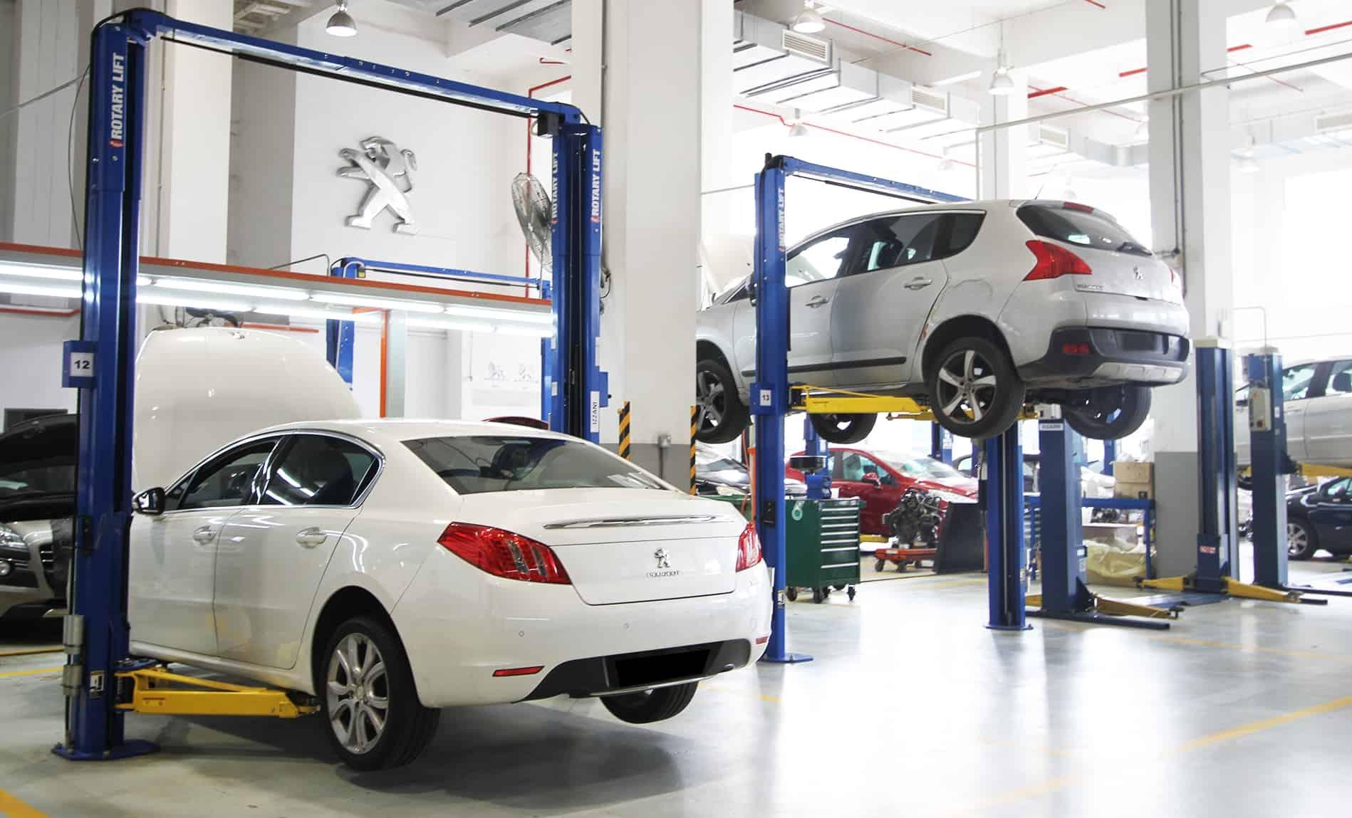 Xειμερινός έλεγχος Peugeot